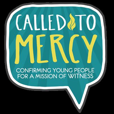 Called to mercy saint logo