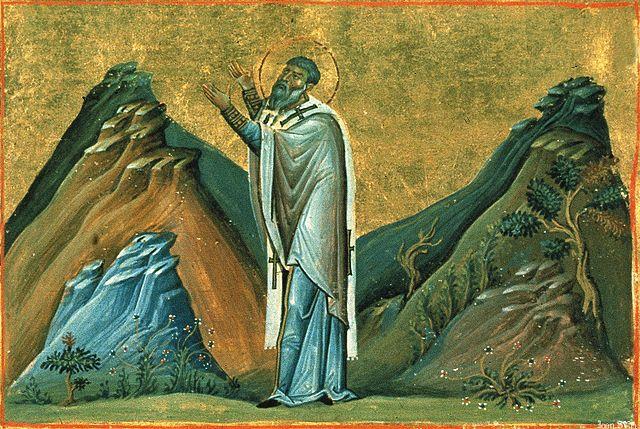 Saint Abercius Marcellus (d. 200)