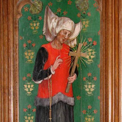 Blessed Julian of Norwich (c. 1342–1420)